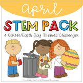 STEM - April Earth Day Themed Challenges