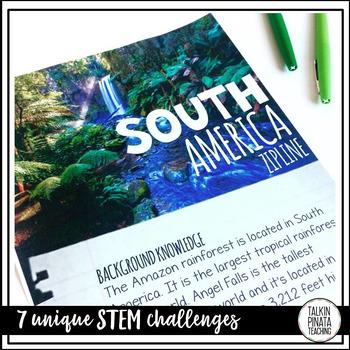 STEM Around the World in 10 Days