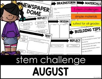 STEM August