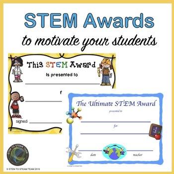 stem awards stem awards - Stem Certificate Template