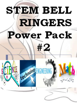STEM BELL RINGERS POWER PACK #2