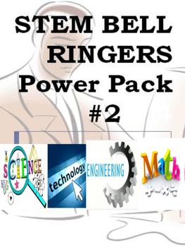 STEM BELL RINGERS POWER PACK #2