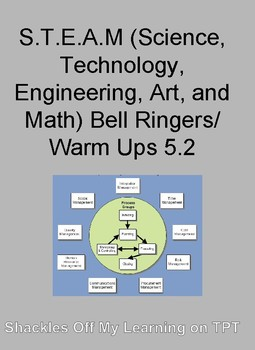 STEM BELL RINGERS/WARM UPS 5.2 (free for limited time).