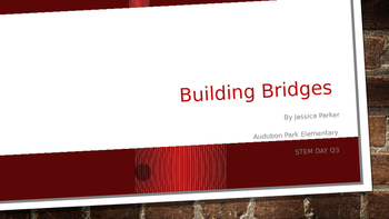 STEM BUILDING BRIDGES