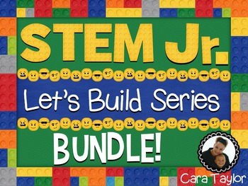 STEM BUNDLE Building for Little Learners