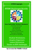 STEM UNIT-Engineering Design Process & STEM CHALLENGES