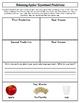 STEM: Balancing Apples CCSS/NGSS