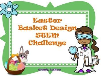 STEM Basket Design Challenge