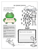 STEM - Be a Frog Detective - Life Cycle, Biomimicry, Inspi