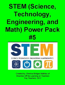 STEM Bell Ringer Power Pack 5