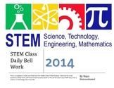 STEM Bell Work