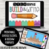 STEM Bins® Build & Write (MAY)-Digital + Printable-End of