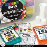 STEM Bins® Speed Builds