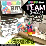 STEM Bins® Teambuilders for Back to School