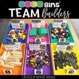 STEM Bins® Teambuilders for Back to School
