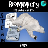 Bears   Biomimicry Project Based Learning NGSS Digital Activities