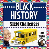 STEM Black History Challenges