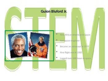 STEM Black History Month