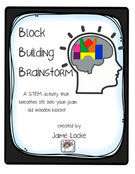 STEM Block Building Brainstorm
