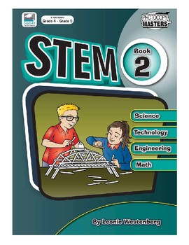 STEM Book 2: For Grades 4 To 5