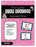 STEM Box: Fairytale Task Cards