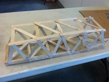 STEM Bridge Building Challenge