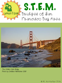 STEM:  Bridges of San Francisco Bay Area