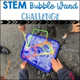 STEM Bubble Challenge