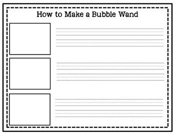 STEM Bubbles Unit