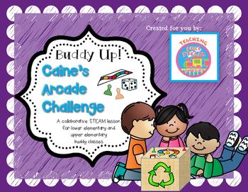 STEM Buddy Challenge: Buddy Up! Caine's Arcade