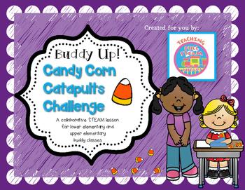 STEM Buddy Challenge: Buddy Up! Candy Corn Catapult
