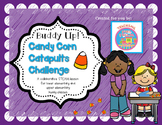 STEM Buddy Challenge: Buddy Up! Candy Corn Catapult