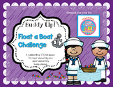 STEM Buddy Challenge: Buddy Up! Float a Boat Challenge
