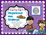STEM Buddy Challenge: Buddy Up! Gingerbread Man Challenge