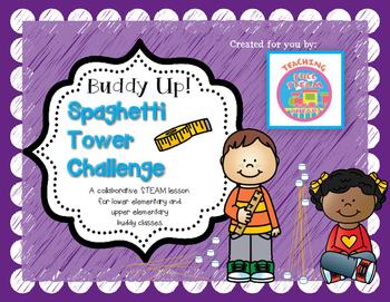 STEM Buddy Challenge: Buddy Up! Spaghetti Tower Challenge
