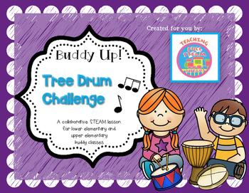 STEM Buddy Challenge: Buddy Up! Three Drums Maker Space