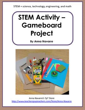 STEM - Build a Gameboard