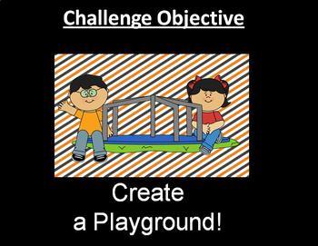 STEM - Build a Playground Challenge