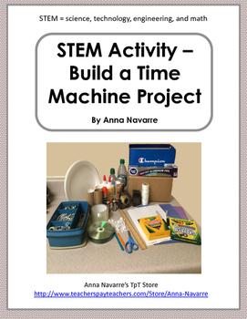STEM Activity - Build a Time Machine