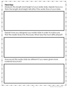 STEM - Build a Water Slide