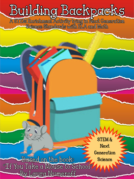 STEM: Building Backpacks CCSS/NGSS