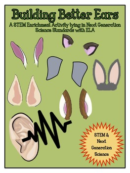 STEM: Building Better Ears CCSS/NGSS