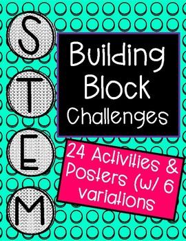 STEM Building Block Challenges