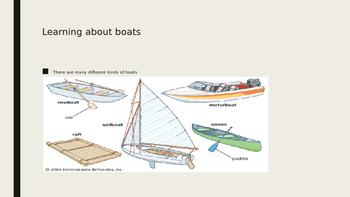 STEM Building Boats