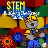STEM Building Challenge Cards