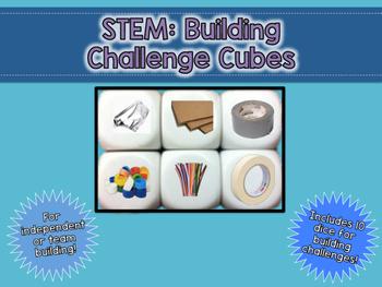 STEM: Building Challenge Cubes