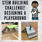 Force and Motion Unit! STEM Challenge:Designing a Playground.