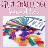 STEM Building Challenge Task Cards BUNDLE