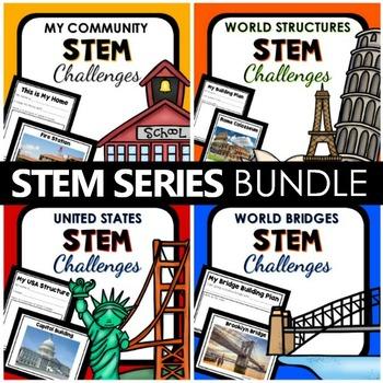 STEM Building Challenges