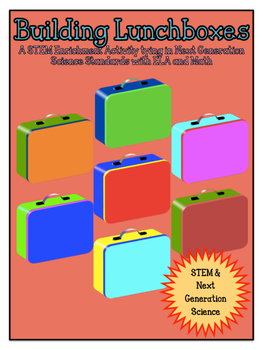 STEM: Building Lunchboxes CCSS/NGSS